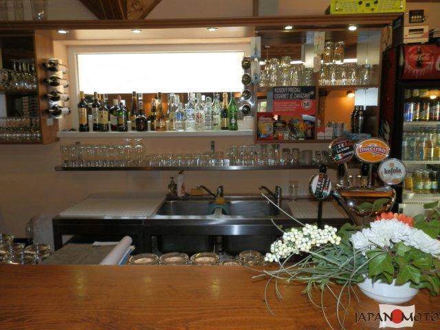 interiér   bar